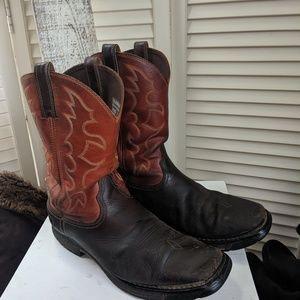 Ariat Men's Distressed Cowboy Boots